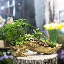Giraffe Planter Online Get Cheap Rustic Flower Pots Aliexpress Com Alibaba Group