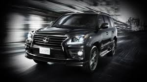 lexus lx 570 black interior 2015 lexus lx570 supercharger special edition youtube