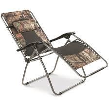 Zero Gravity Patio Chair by Guide Gear Oversized Mossy Oak Break Up Country Zero Gravity Chair