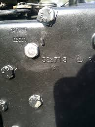 i d serial number without id plate e nation
