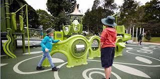 City Botanic Gardens The City Botanic Gardens Nature Inspired Playground