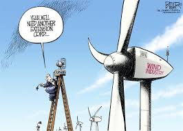Wind Meme - it s time for tough love on tax credits for the mature wind industry