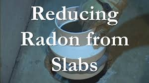 treating slabs and basements for radon youtube