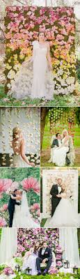 wedding backdrop for pictures 53 creative wedding photo backdrops deer pearl flowers