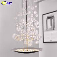 leuchten designer fumat treppen kronleuchter moderne led blase leuchten designer
