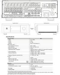 home theater preamp processor nad m17 surround sound av preamplifier lenbrook asia pte ltd