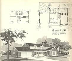 vintage house plans 1082 antique alter ego