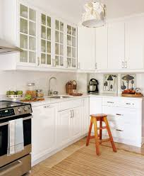 Classic White Interior Design Kitchen Interior Classic White Style At Home
