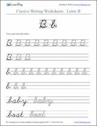 cursive writing cursive elementary schools and bury