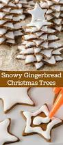 Christmas Trees Gingerbread Christmas Trees Recipe Baked By An Introvert