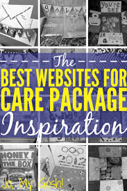 cheer up care package the best websites for care package inspiration