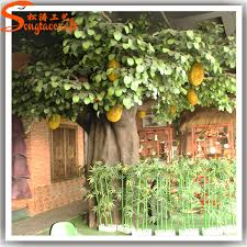 china factory large indoor decorative artificial plastic