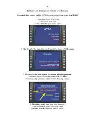 teks prosedur membuat rekening bank atm bni