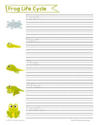 free writing prompts worksheets u0026 printables primarylearning org
