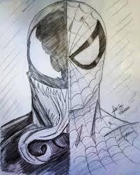 jubart u2014 good x evil jubart spiderman venom