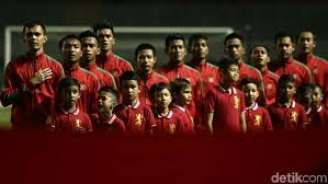 detiksport jadwal sepakbola indonesia indonesia diperkuat mayoritas pemain u 23 di piala aff 2018