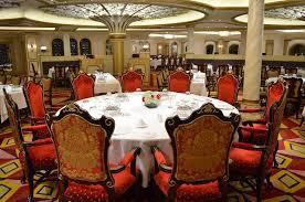 Disney Cruise Rotational DiningHow Does Disney Cruise Rotational - Beauty and the beast dining room