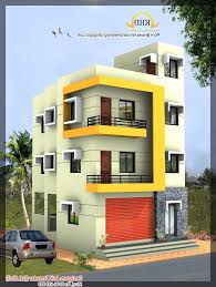 Apartments 3story House Awesome Level House Designs Photos