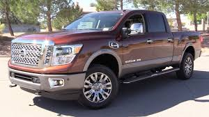 nissan titan warrior cost 2016 nissan titan xd platinum reserve cummins diesel start up