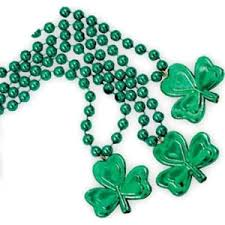 day necklaces patricks day necklaces custom imprinted with your logo
