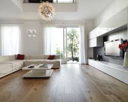Best  Modern Family Room With A WallMounted TV Ideas Houzz - Modern family rooms