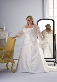 plus size wedding dresses with sleeves or jackets