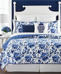 amazon com martha stewart 3 piece 100 cotton quilt and sham set