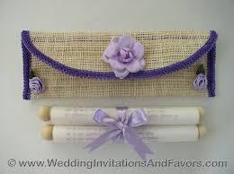 unique invitations unique invitations white scroll wooden wedding invitation