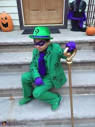 Riddler Halloween Costume Collection Halloween Costumes Riddler Pictures Amazon Xcoser