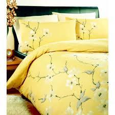 The Range Duvet Covers Chi Chi Lemon Printed Yellow Bedding Cerys Bedroom Pinterest