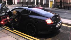 bentley bentley continental gt onyx in dublin youtube