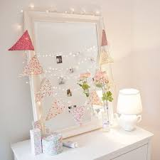 childrens dressing table mirror with lights string lights around my dressing table mirror our bedroom