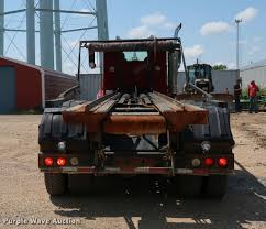 kw t800 for sale 2001 kenworth t800 roll off container truck item k1825 s