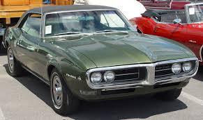 Last Year Of Pontiac Firebird Pontiac Firebird 1967 1969 Muscle Cars 1960 70 Pinterest