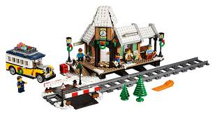 winter station 10259 creator expert lego shop