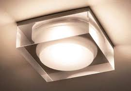 3d rendering ceiling lights living room