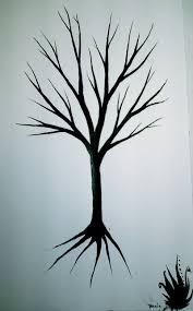 black tree number two by mariedark on deviantart