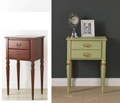 a chalky furniture paint makeover woodie u0027s