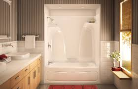 one piece bathtub shower surround photo u2013 home furniture ideas