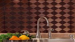 Fasade Kitchen Backsplash Panels Fasade Easy Installation Traditional 10 Oil Rubbed Bronze