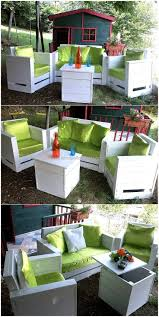 Patio Furniture Wood Pallets - 1964 best diy furniture 10 outdoors images on pinterest diy
