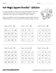 Worksheet Works Com Magic Square Template Contegri Com