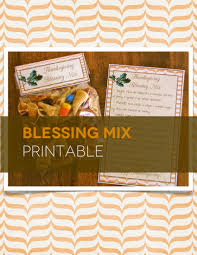 thanksgiving gift for teachers thanksgiving blessing mix make me grin