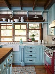 Cottage Kitchen Accessories - blue lake cottage kitchen gridley graves photographers cool