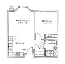 senior living apartments in mn assisted living floor plans
