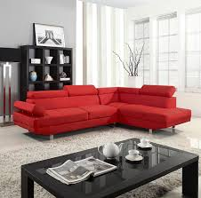 Mid Century Couch by Furniture Mid Century Sofa With Red Modern Sofa And White Curtain
