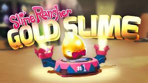 gold slime stage u0026 mods slime rancher slime science 0 4 1 update