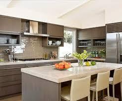 Galley Kitchen With Island Layout Best 25 Modern Kitchen Layouts Ideas On Pinterest Modern