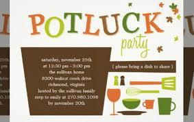16 potluck invitations psd ai illustrator