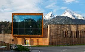 Haus Der Ein Jahr Nationalparkzentrum Haus Der Berge